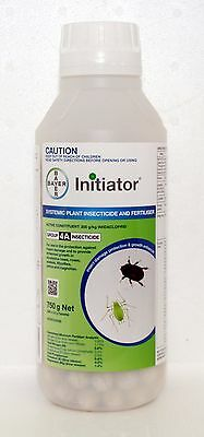 INITIATOR SYSTEMIC PLANT INSECTICIDE & FERTILISER 750gm (Equiv Confidor Tablets)