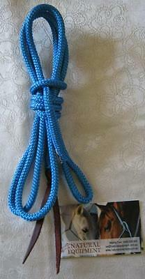 6ft Communication Savvy String- LOTS OF COLOURS- Natural Horsemanship Equipment