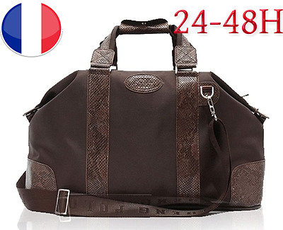 Sac Sacoche Sport 24h Homme Luxe Bagage à Main   Valise Cabine Emilio d0b5ef21b5a