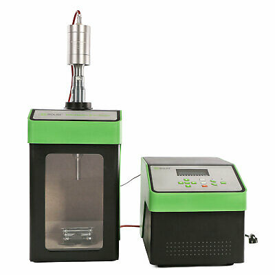 Ultrasonic Homogenizer Sonicator Processor Cell Disruptor Mixer CE 80 W 0.5-50ml