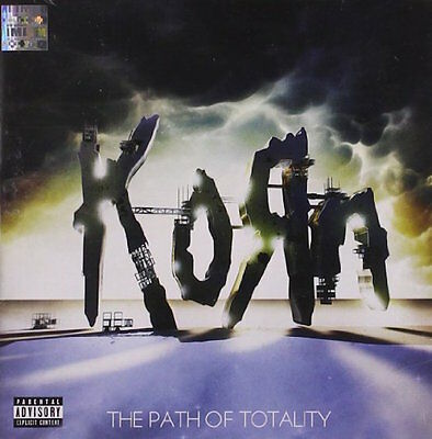 Korn Cd - The Path Of Totality [Explicit](2016) - New Unopened - Rock Metal