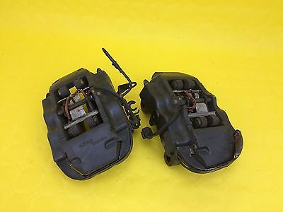 Touareg 5.0 V10 Tdi Rear Brake Caliper Pair Brembo 4 Piston
