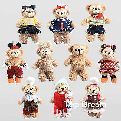 Limited Duffy ShellieMay Bear Plush Toy Soft Stuffed Animal Doll Figures Teddy