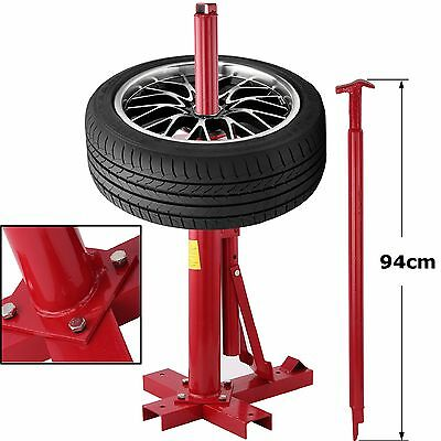 Tyre Changer Wheel Bead Breaker Mount Car Bike Manual Portable Tire Hand Machine