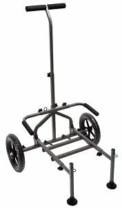 TEAM DAIWA Tackle Trolley Fully Collapsible Strong Trolly