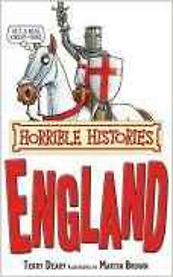 England (Horrible Histories Special), New, Deary, Terry Book