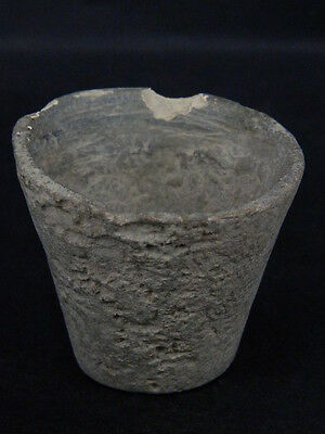 Ancient Stone Pot Bactrian 300 BC   #STN15096