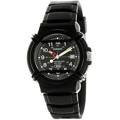 Casio Men's Analouge Watch with Resin Strap