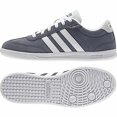 wholesale dealer c41aa d245a ADIDAS Cross Court ONIX White aw4609 NEO Sneaker Scarpe Sportive - tualu.org