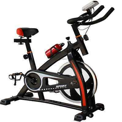 Top Quality Heavy Duty 18Kg Flywheel Exercise Bike Home Fitness Gym Led Monitor