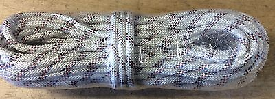 11mm LSK Low Stretch Abseiling  / Climbing Rope 50m NEW