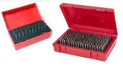 Brand New  M1 .061-.250 Steel  Pin Gage Set Plus  And M0 Plus Pin Gage Sets 0.0