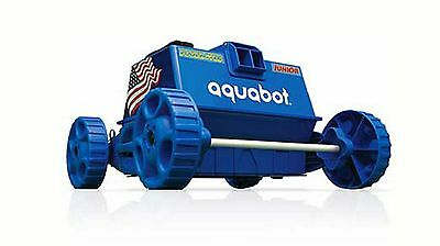 Aquabot Pool Rover Jr. Above-Ground Robotic Pool Cleaner