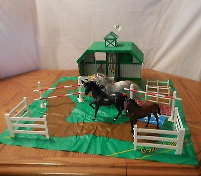 Grand Champions Horse Riding Academy with Horses and lots of accessories
