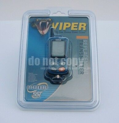 Viper 7701V 2-way LCD Replacement Remote Transmitter for 5900 & 5500