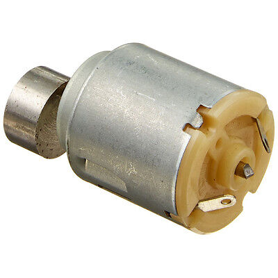 7000RPM Output Speed DC 3V 0.01A Electric Vibration Motor N3