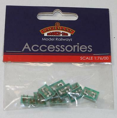 Bachmann Branchline OO 1:76 10 x 8 pin Decoder Blanking Plate 36-057 New