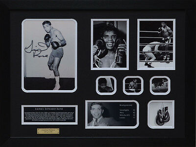 Lionel Edward Rose Limited Edition Framed *Stock Clearance Sales*