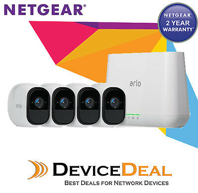 *NETGEAR Arlo PRO VMS4130 VMS4230 VMS4330 VMC4030 Indoor/Outdoor security Camera