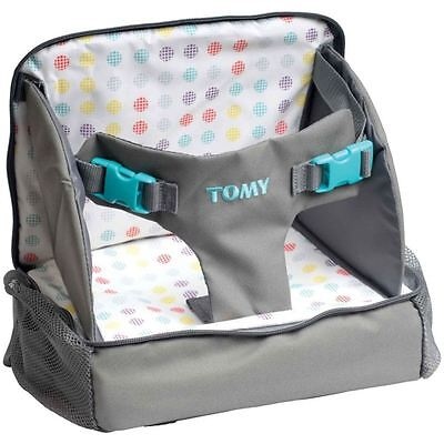 Freestyle 3 in 1 Booster Seat By Tomy (T1118) With Flexible Strap