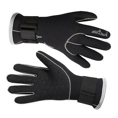 Free shipping dive-sail 3mm Professional Neoprene Diving Gloves Equipment new