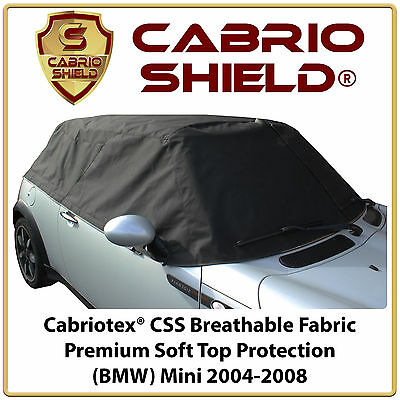 Mini Car Hood Soft Top Cover Half Cover Protection 2004-2008