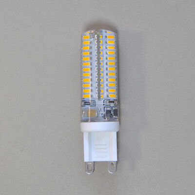 LED G9 5W dimmbar Sparlampe Energiesparlampe G 9 96-SMD LED´s 5 W warmweiß 58mm