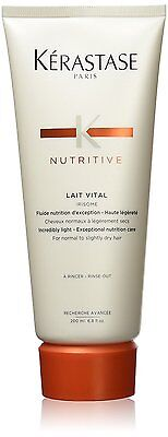 Brand New Boxed Kerastase Nutritive Lait Vital Conditioner 200ml