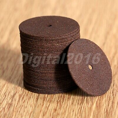 36Pcs Mini Resin Cutting Cut Off Grinding Wheel Disc  Grinder Rotary Tool 24mm