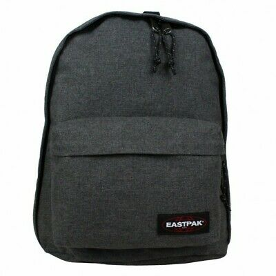 Sac à dos Eastpak EK767 Out Of Office poche ordinateur 77H Black Denim