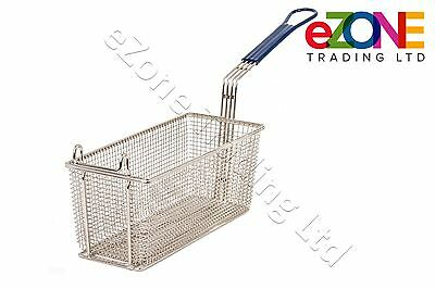 BLUE SEAL Heavy Duty Deep Fat Fryer Replacement Basket Fits Cobra And Fastfri