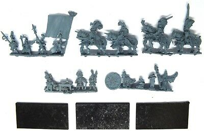 Warmaster - Empire characters - 10mm
