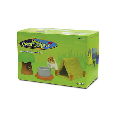 Superpet Critter Camp Outset 3 piece For Small Animals