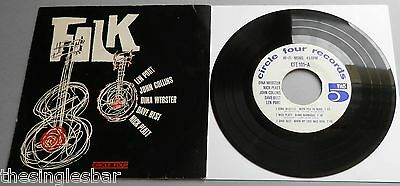 """Deena Webster - With You In Mind Hong Kong Circle Four Records 7"""" EP"""