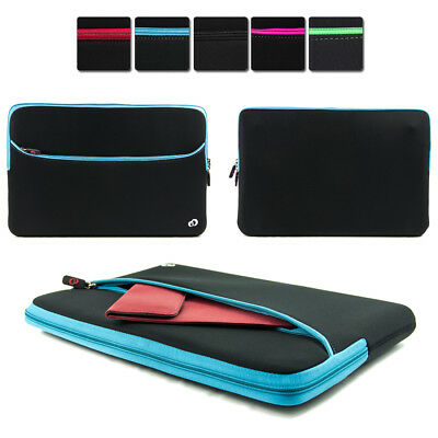 Universal 13 13.3 inch Laptop Neoprene Zipper Sleeve Bag Case Cover 13G2-1