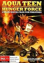 Aqua Teen Hunger Force Colon Movie Film For Theatres New DVD Region 4 Sealed