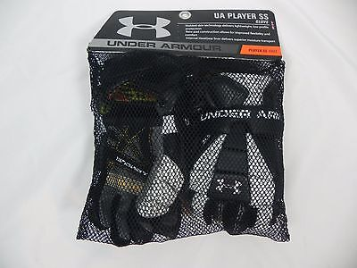 NEW Under Armour Youth Lacrosse Player SS Gloves (B1-3)