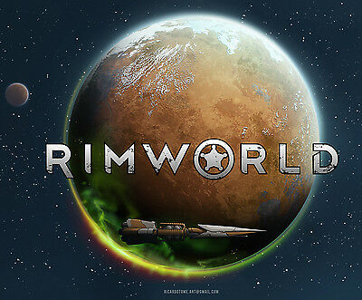 RimWorld Digital Download [Steam] [PC] [FR/EU/US/AU/MULTI]