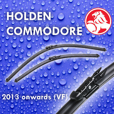 Holden Commodore VE & VF all models Quality Wiper Blades x2