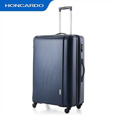 "NEW 28""  Luggage 4 Spinner wheels Trolley Suitcase LightWeight Travel  Bag NAVY"