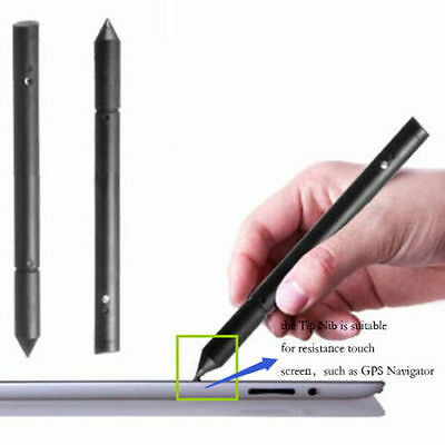 Universal 2in1 Touch Screen Pen Stylus For iPhone iPad Samsung Tablet Phone PC