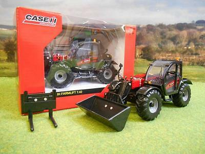 Britains 43086A1 Case IH Farmlift 7.42 1/32 Scale Range Diecast Models Toy - New