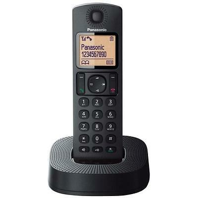 Panasonic KXTGC310EB Single Digital Cordless Telephone with Nuisance Call Block