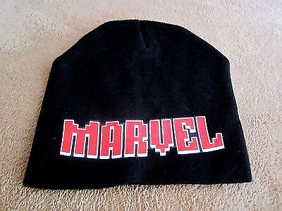Marvel  Decal Beanie Youth Boy's Hat NEW