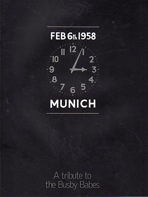 Manchester United - Tribute to the Busby Babes