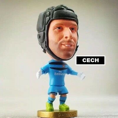 Statuina PETR CECH #33 ARSENAL FC doll football action figure 7 cm High Quality