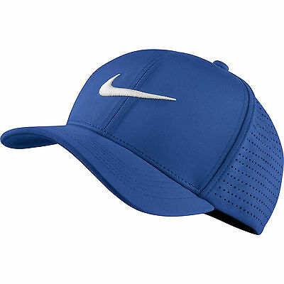 New 2016 Nike Golf Classic 99 Fitted Hat/Cap COLOR: Game Royal SIZE: L/XL