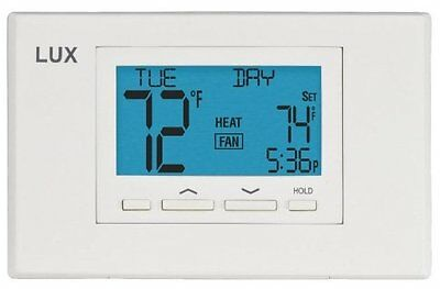 LuxPro 7 Day Programmable Thermostat - P722U
