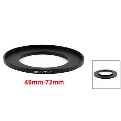 49mm to 72mm Camera Filter Lens 49mm-72mm Step Up Ring Adapter ZH