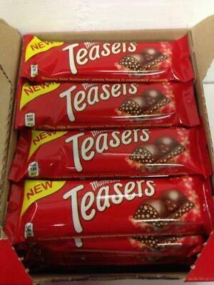 New Malteaser Teasers Bar Full Box 24 Bars